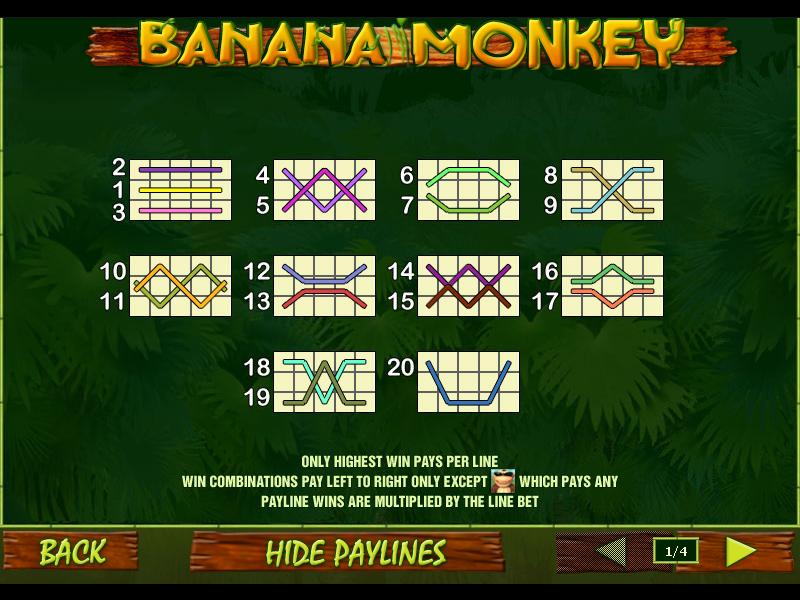 play Banana Monkey online