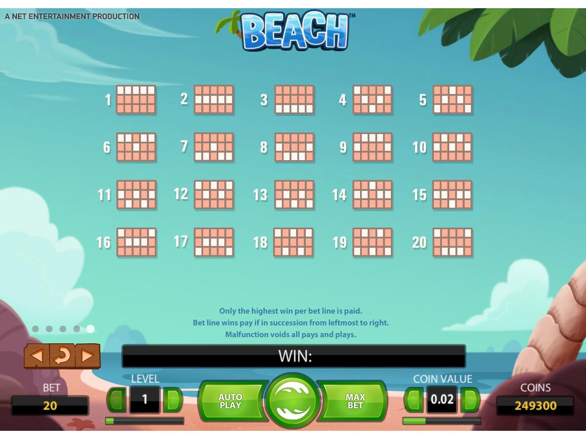Jetzt Beach online spielen
