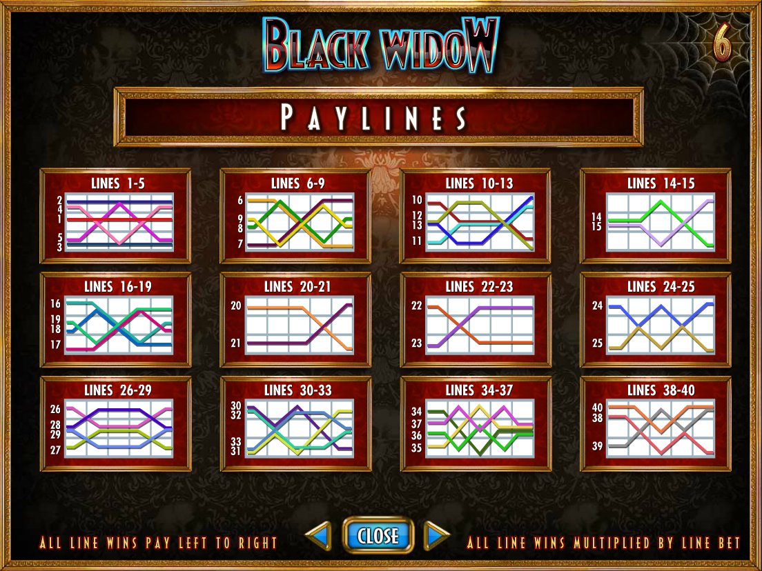 play Black Widow online