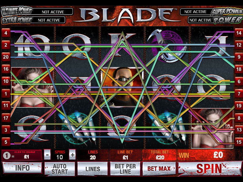play Blade online