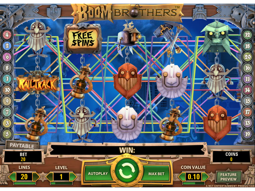 play Boom Brothers online