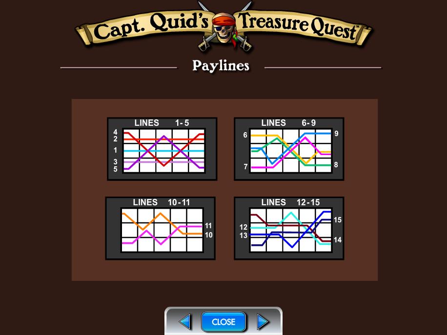 play Captain Quid's Treasure Quest online