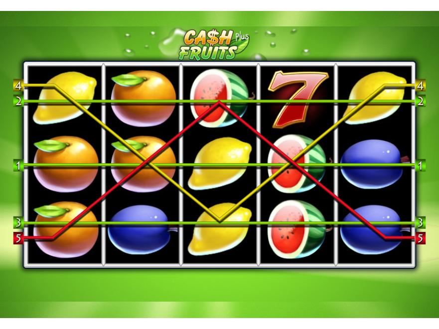 Jetzt Cash Fruits Plus online spielen