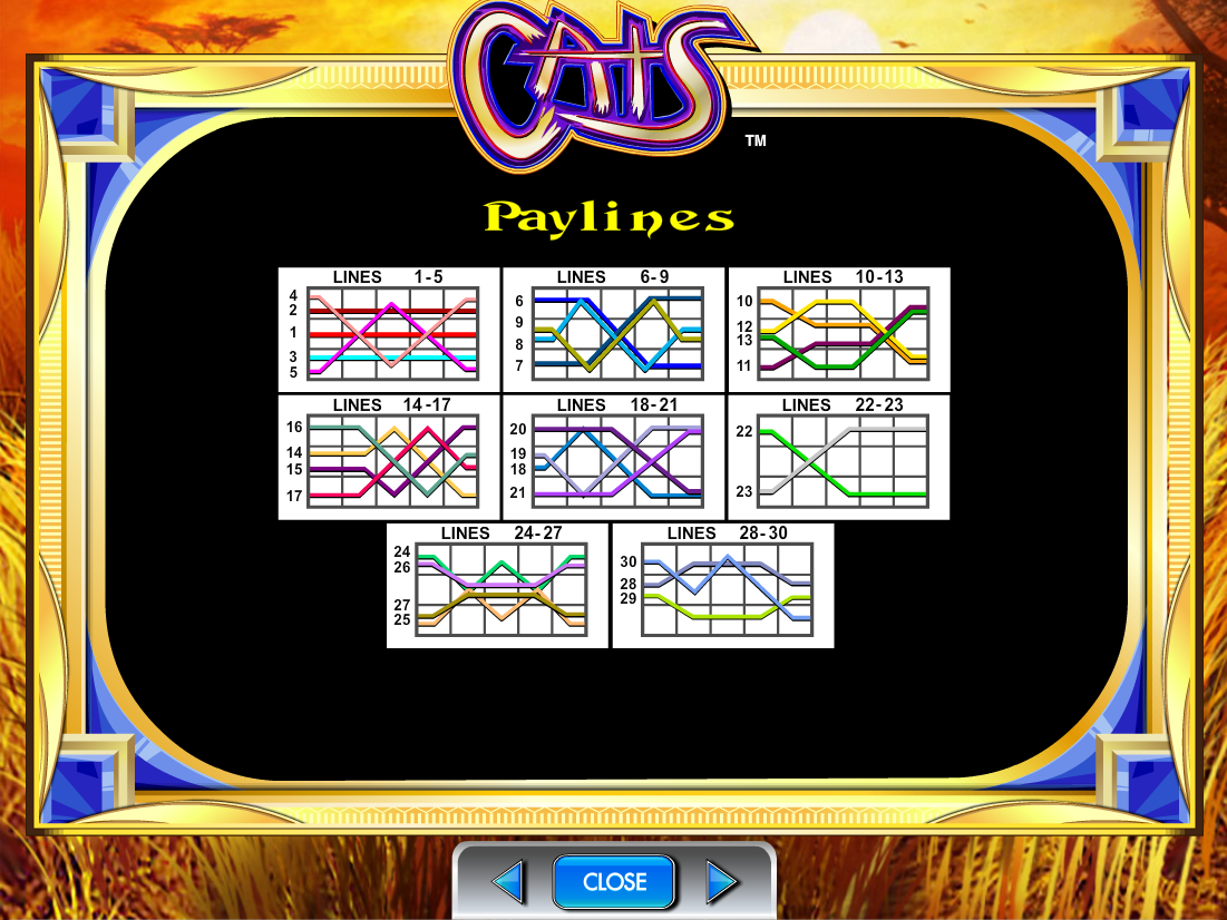 play Cats online