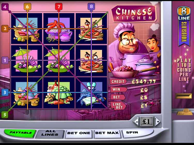 play Chinese Kitchen online