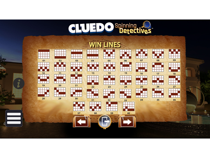 Spiele Cluedo Spinning Detectives - Video Slots Online