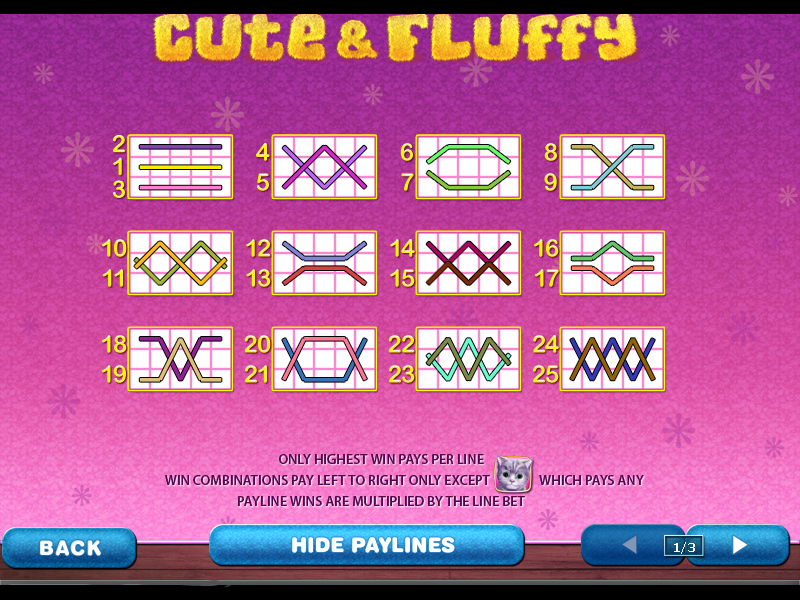 play Cute and Fluffy online