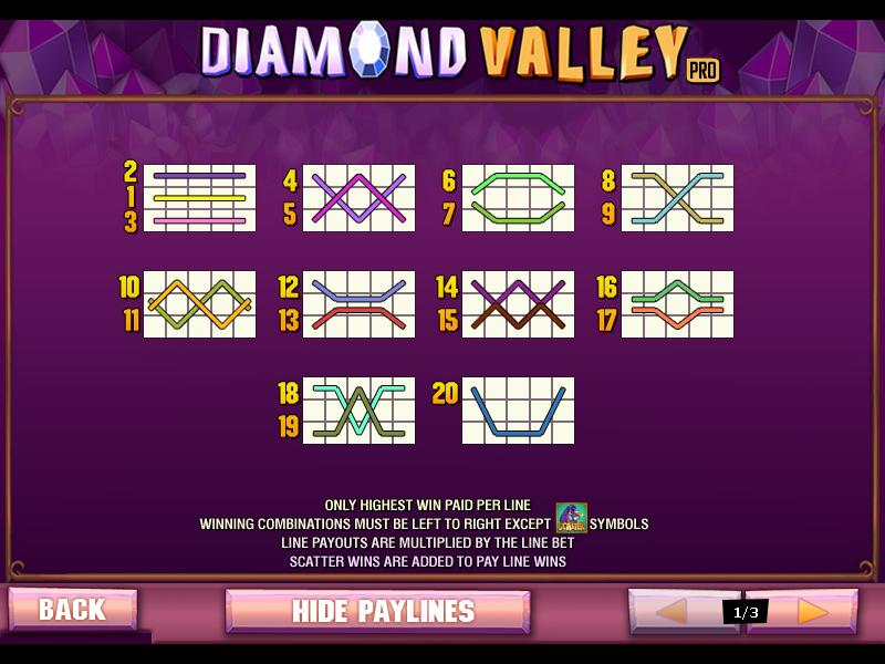 play Diamond Valley Pro online