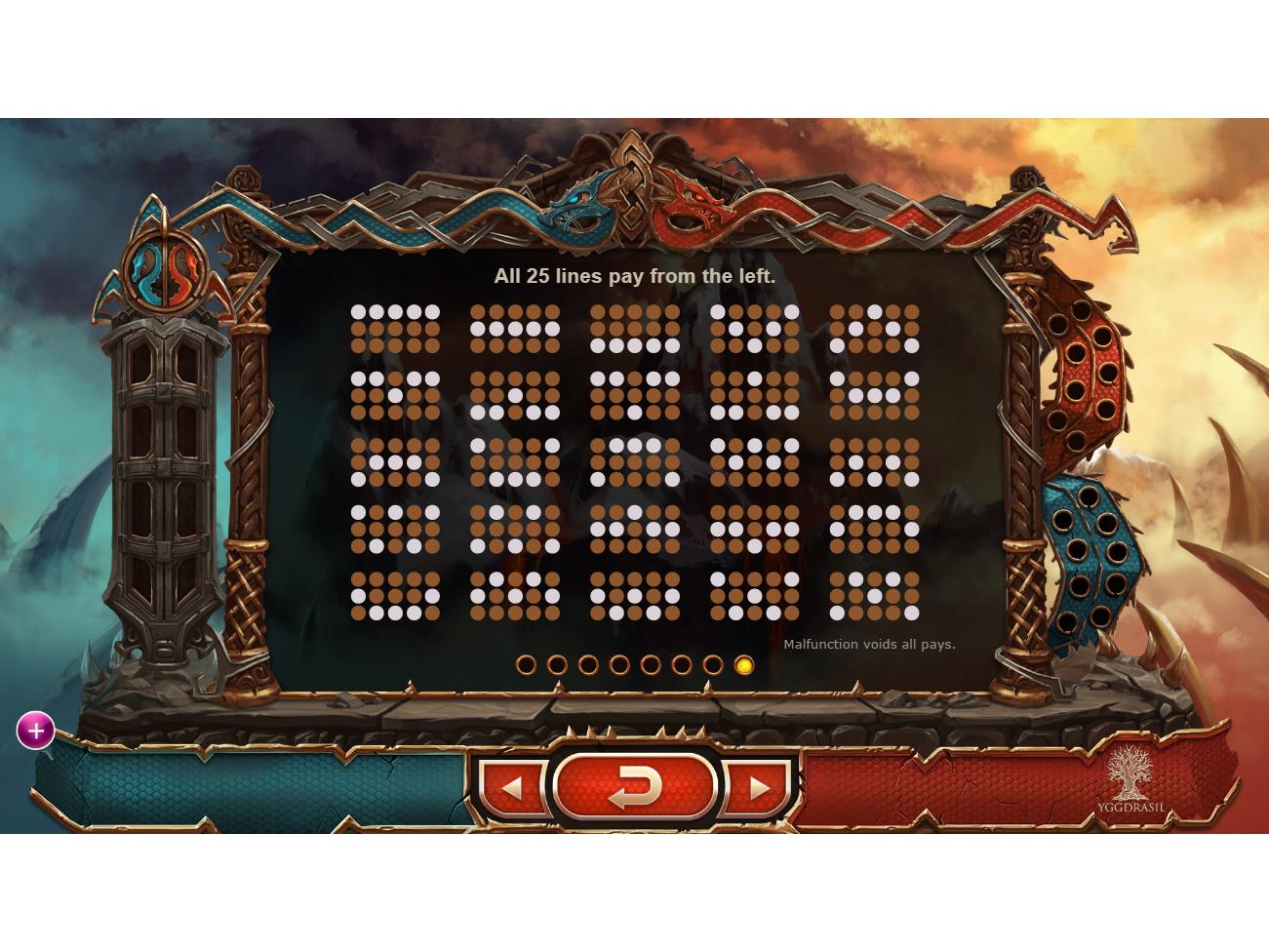 Jetzt Double Dragons online spielen
