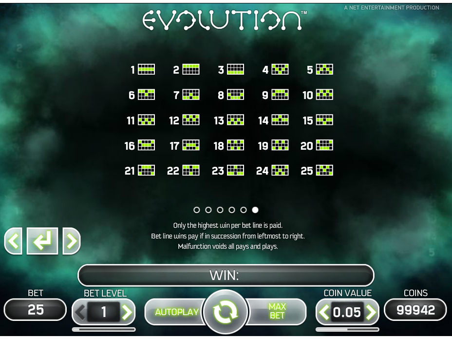 play Evolution online