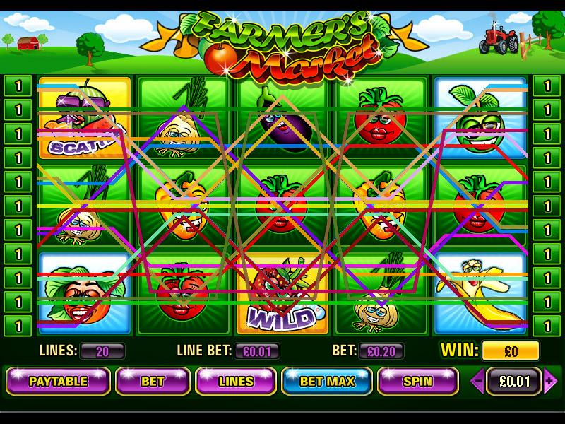 play Farmer's Market online