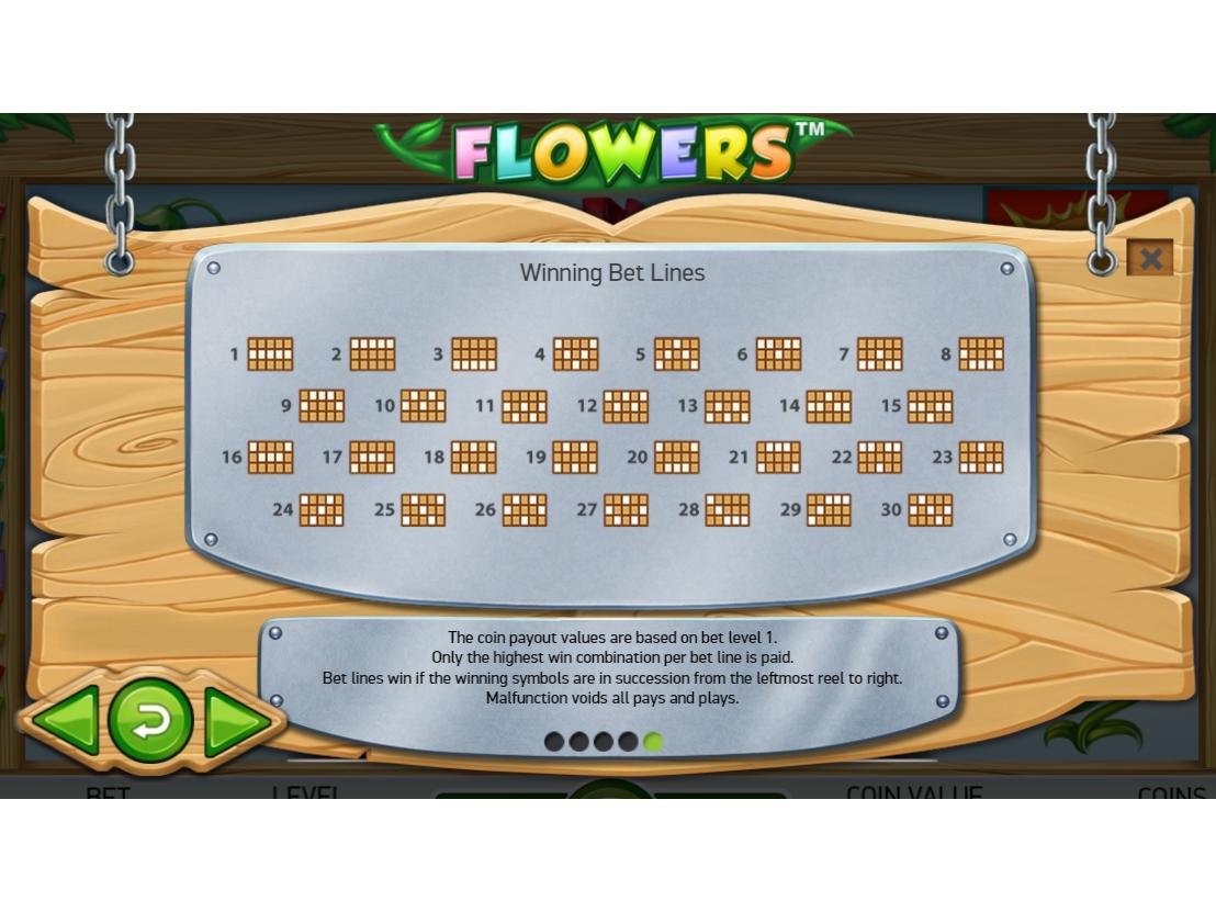 Jetzt Flowers online spielen