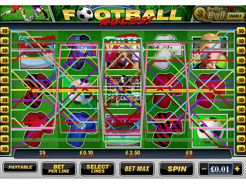 play Football Rules! online