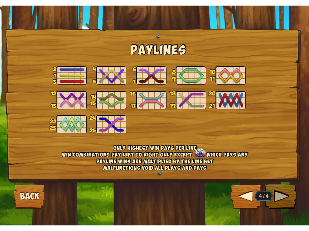 play Fortunes of the Fox online