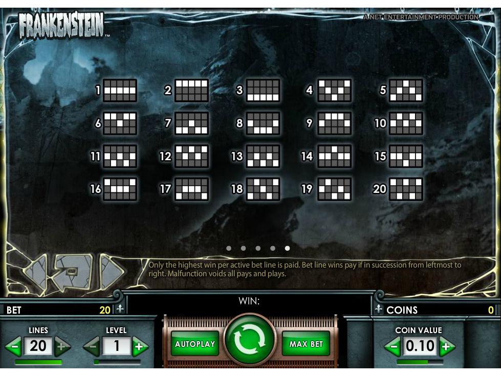 Jetzt Frankenstein online spielen