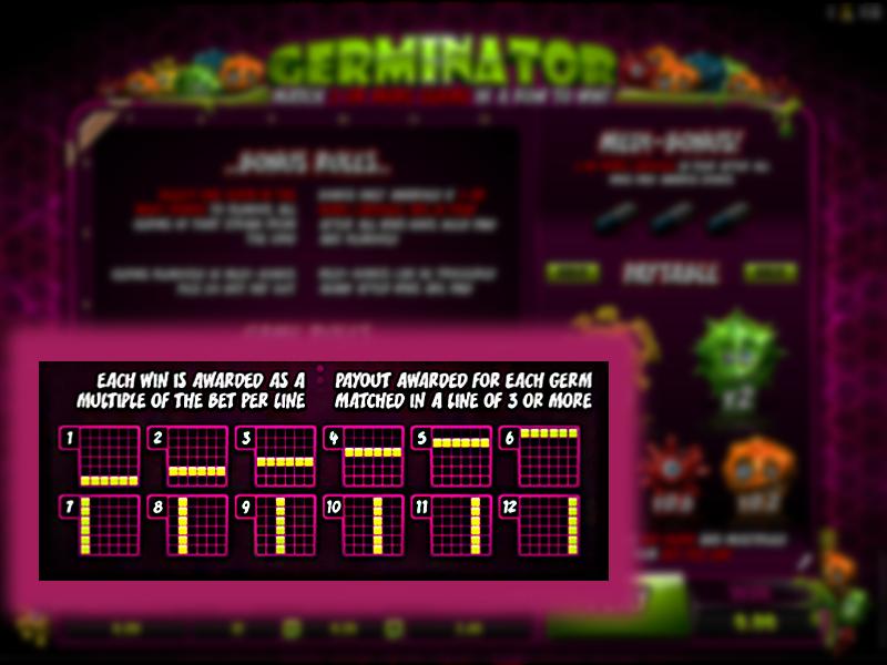Jetzt Germinator online spielen