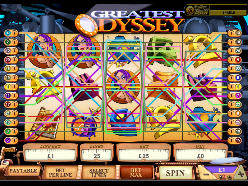 play Greatest Odyssey online