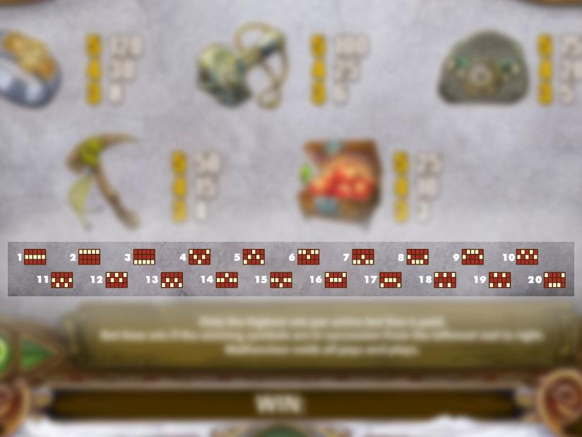 Jetzt Hall of Gods online spielen
