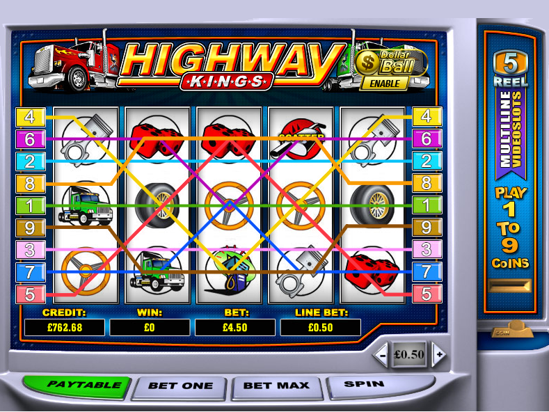 play Highway Kings online