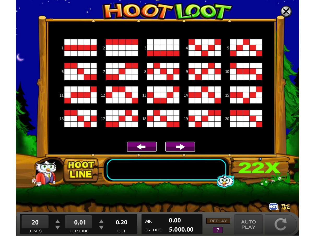 play Hoot Loot online