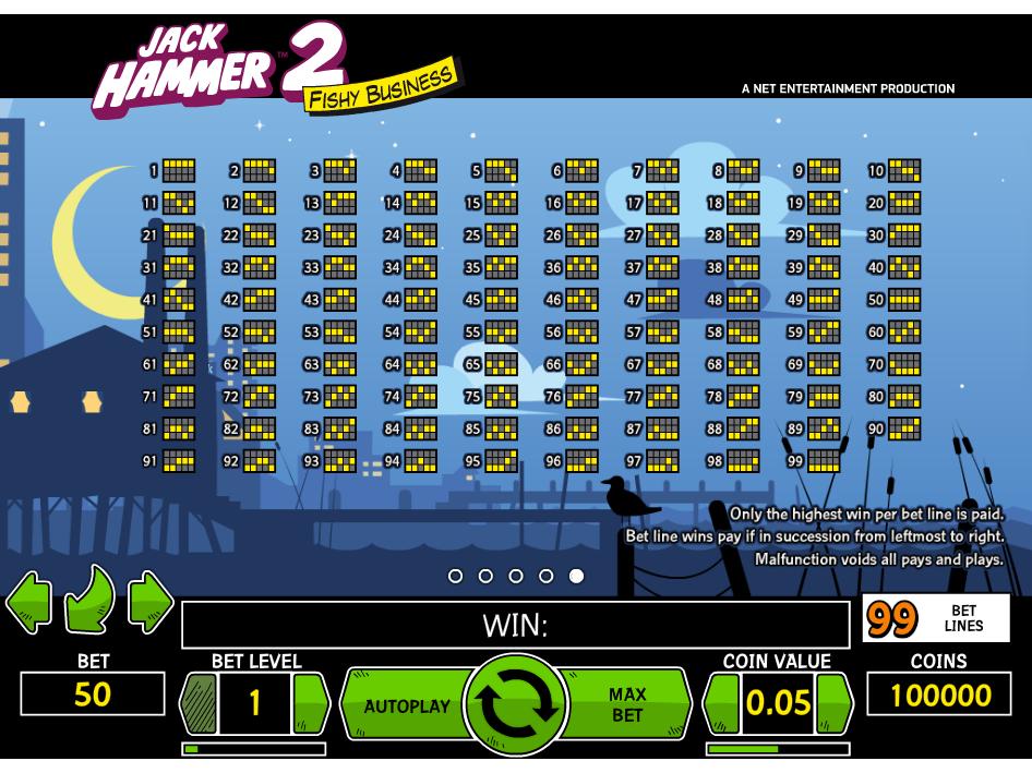 Jetzt Jack Hammer 2: Fishy Business online spielen