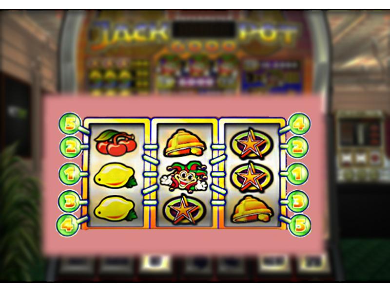 Jetzt Jackpot 6000 online spielen
