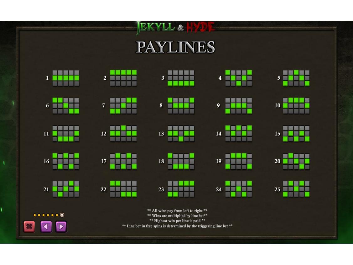 play Jekyll & Hyde online