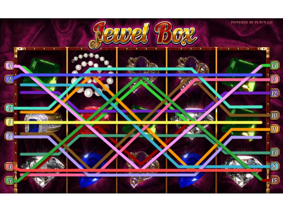 Jetzt Jewel Box online spielen