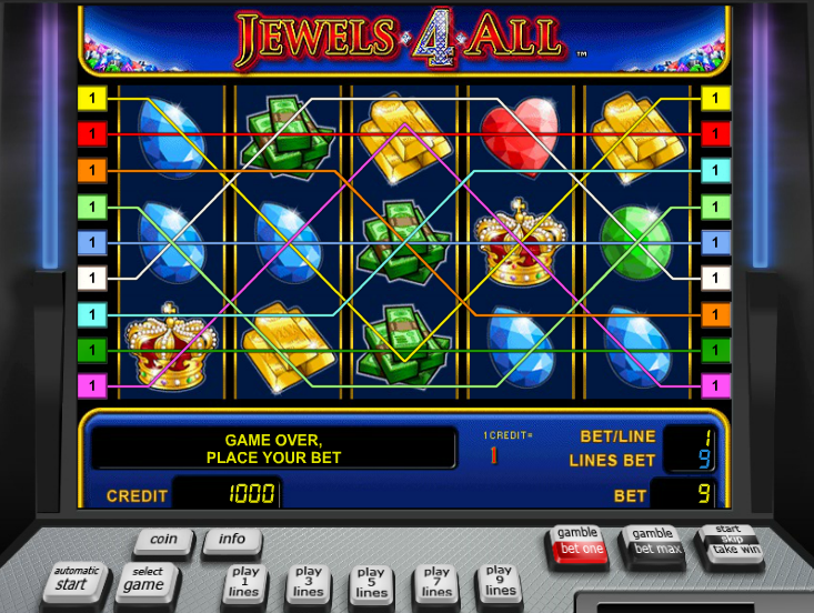 play Jewels 4 All online