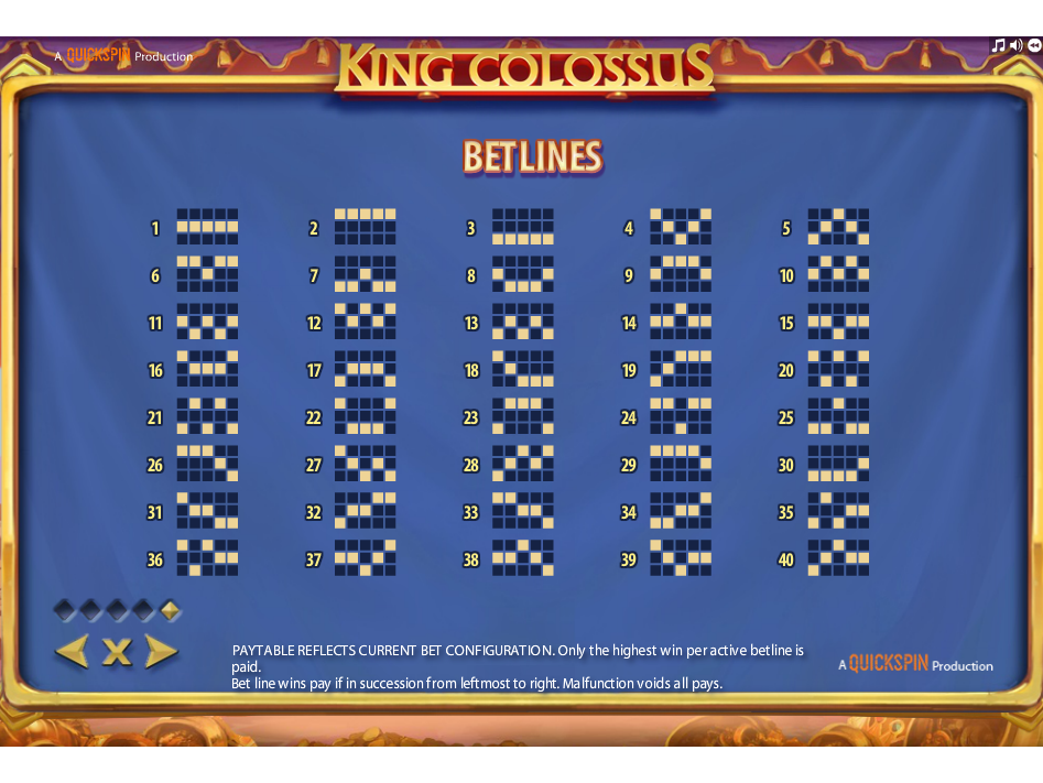 play King Colossus online