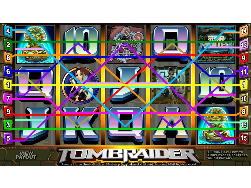 play Lara Croft: Tomb Raider online