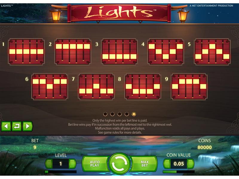 Jetzt Lights online spielen