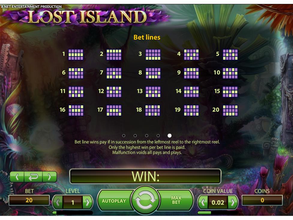 Jetzt Lost Island online spielen