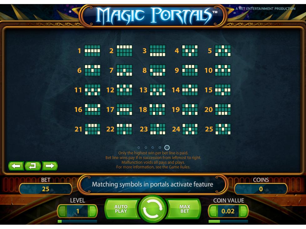 Jetzt Magic Portals online spielen