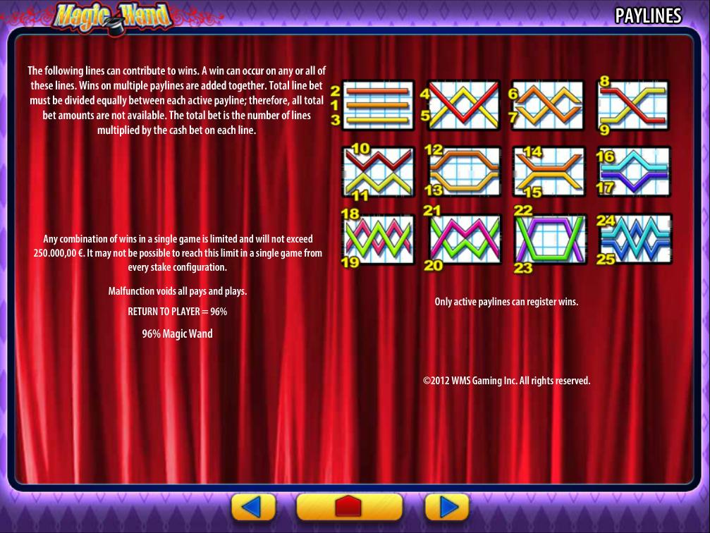 Jetzt Magic Wand online spielen