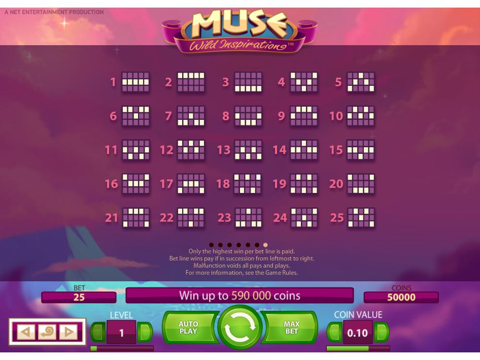 Jetzt Muse: Wild Inspiration online spielen