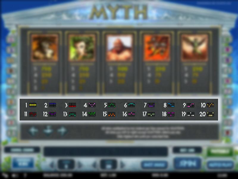 Jetzt Myth online spielen