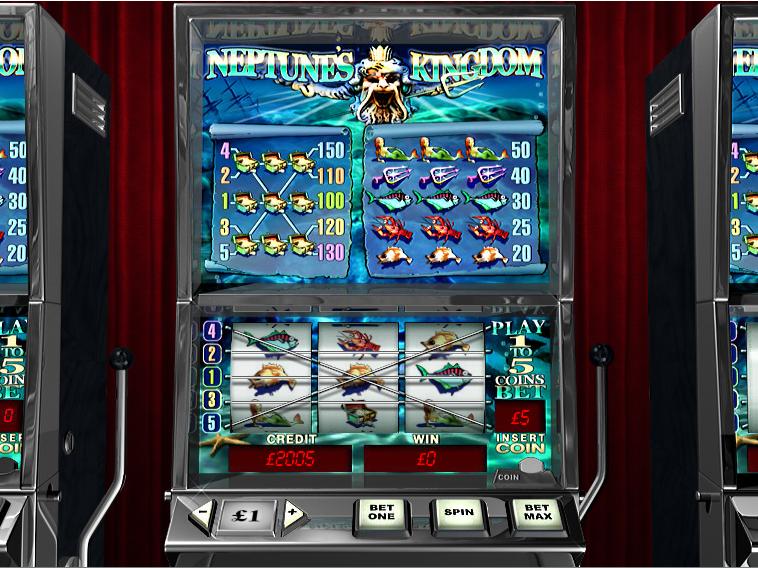 play Neptune's Kingdom online