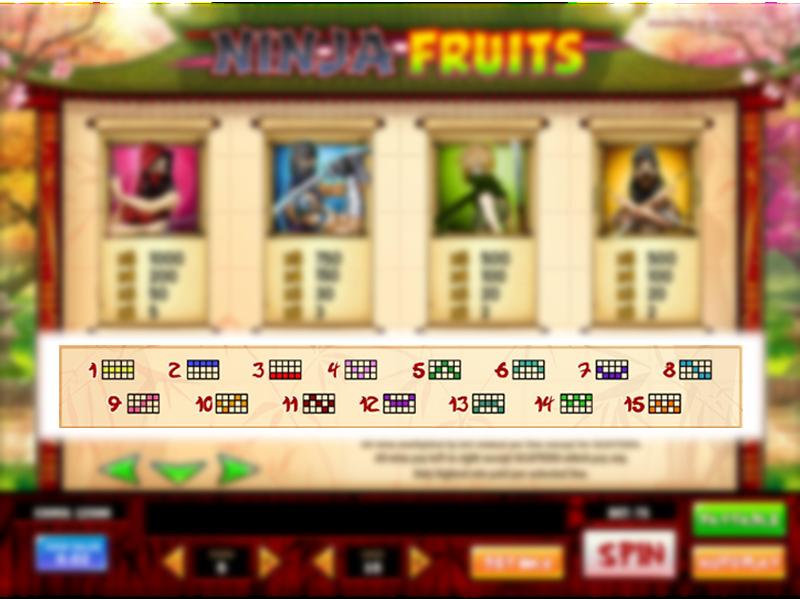 Jetzt Ninja Fruits online spielen