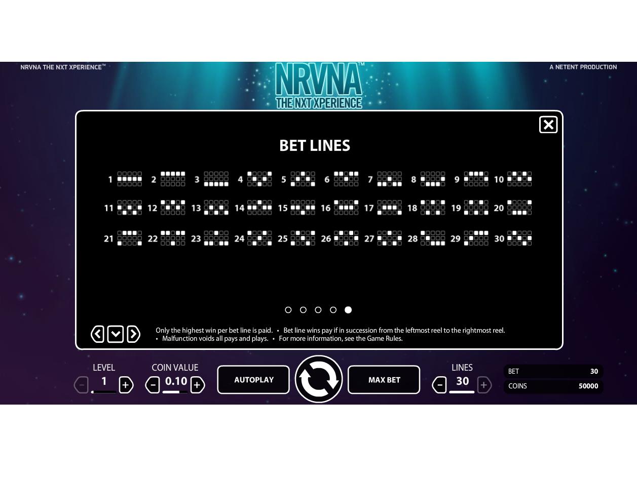 Jetzt NRVNA: The Nxt Experience online spielen