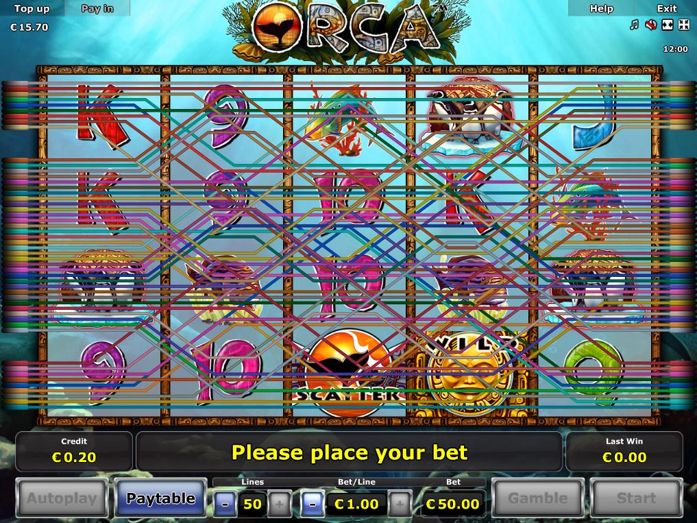 Jetzt Orca online spielen