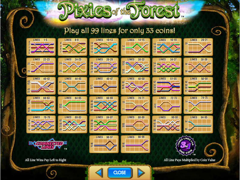 play Pixies of the Forest online