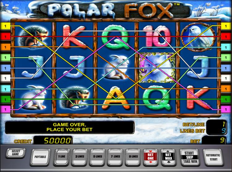 Jetzt Polar Fox online spielen
