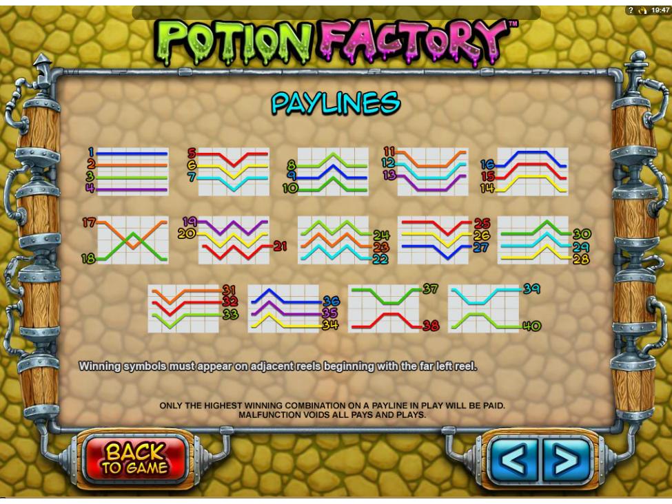 Jetzt Potion Factory online spielen