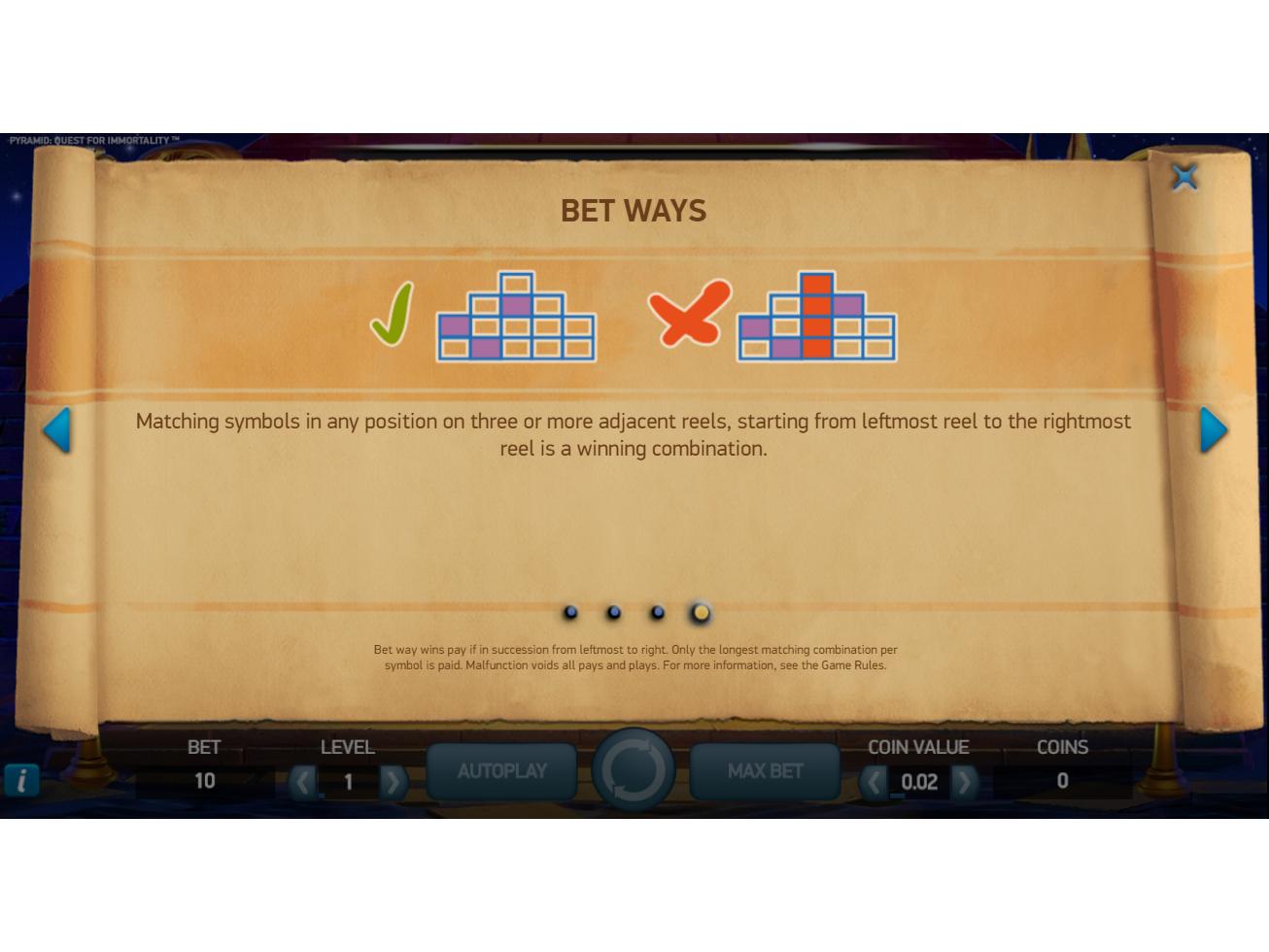 Jetzt Pyramid: Quest for Immortality online spielen