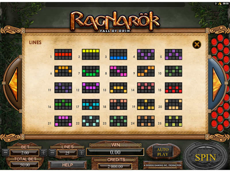 play Ragnarok: Fall of Odin online
