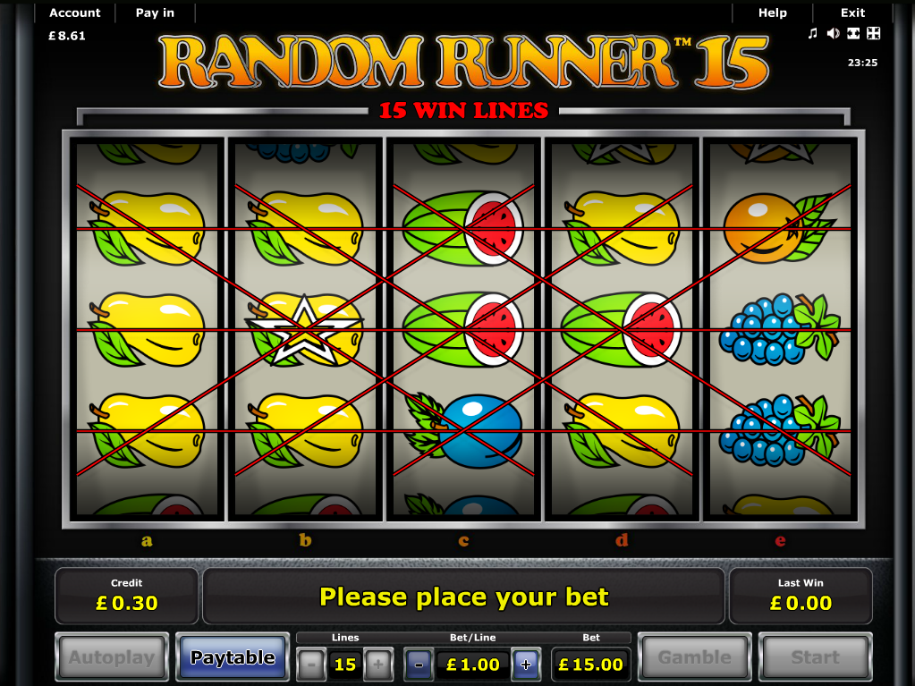 play Random Runner 15 online