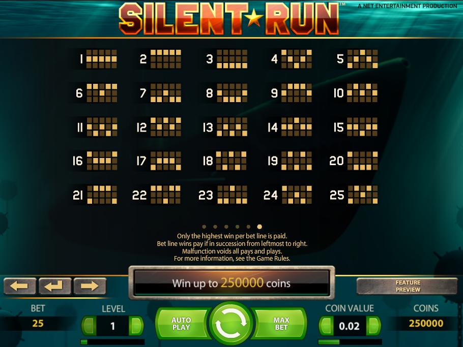 Jetzt Silent Run online spielen