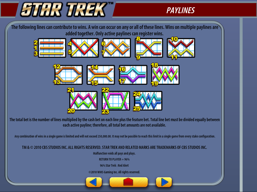 play Star Trek: Red Alert online