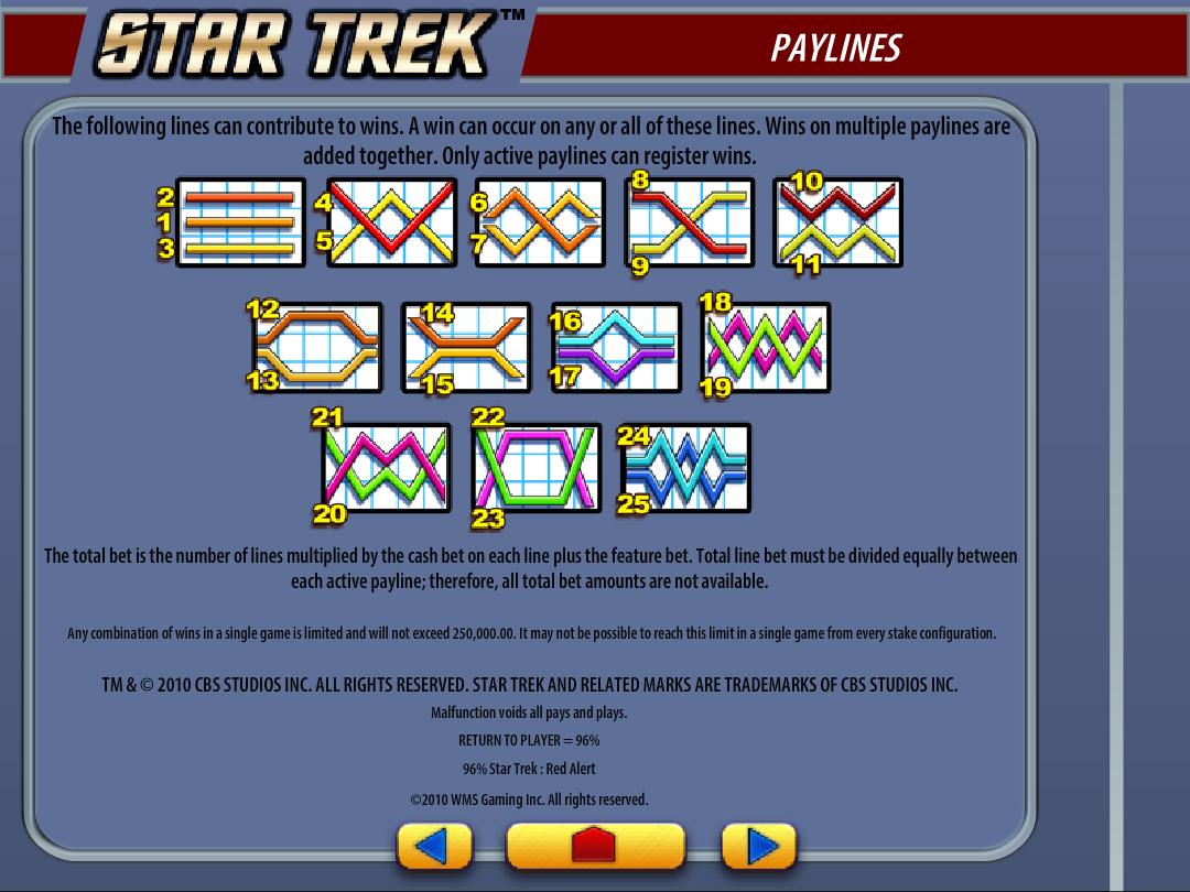 Jetzt Star Trek: Red Alert online spielen